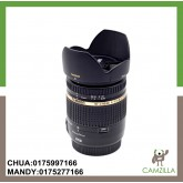 USED TAMRON LENS 18-270 F3.5-6.3 FOR CANON